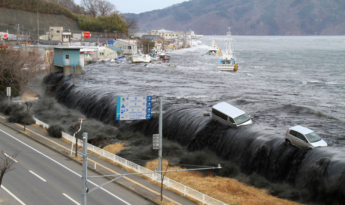Ghost Passengers Reported In Tsunami Hit Japanese Area