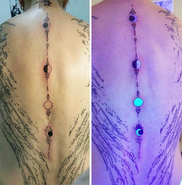 Ultra Violet Tattoo