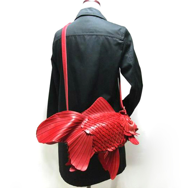 Golden Fish Bag Atelier Iwakiri 16