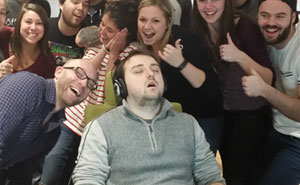 Guy Falls Asleep At Work, The Internet Takes Him On Photoshop Adventures