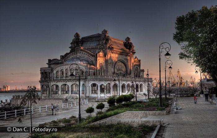 Have You Ever Heard About Constanța Casino ( Romania )?