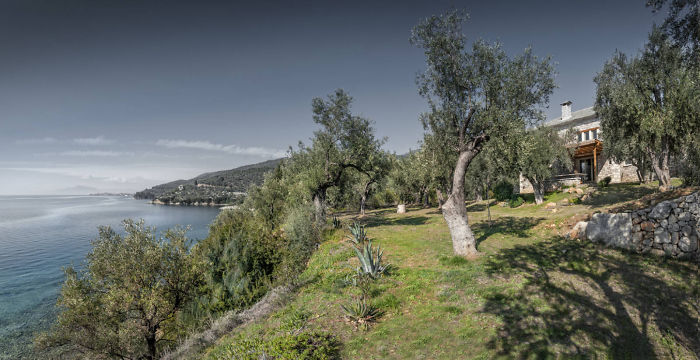 Holiday Home In Kato Gatzea – Milies – Greece