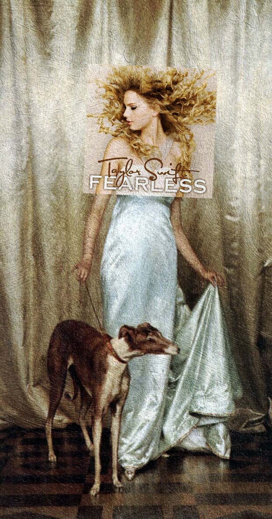 Fearless By Taylor Swift + Good Companions By Vittorio Reggianini