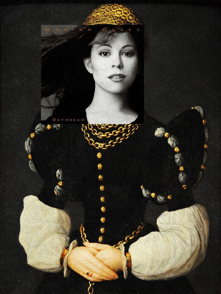 Daydream By Mariah Carey + Portrait Of A Young Lady By Catharina Van Hemessen