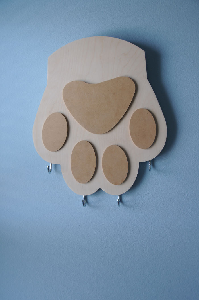 I Created A Paw With Claws Cat Rack
