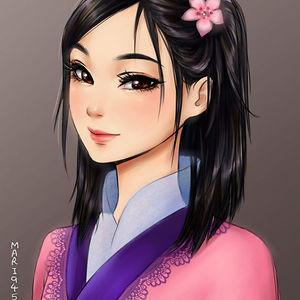 Mulan The Great Warrior Of China