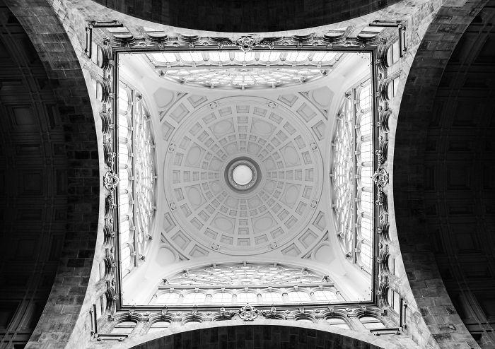 I Hate Math But I Love Geometric Black And White Photos