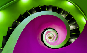I Travel Around Germany To Photograph Amazing Staircases