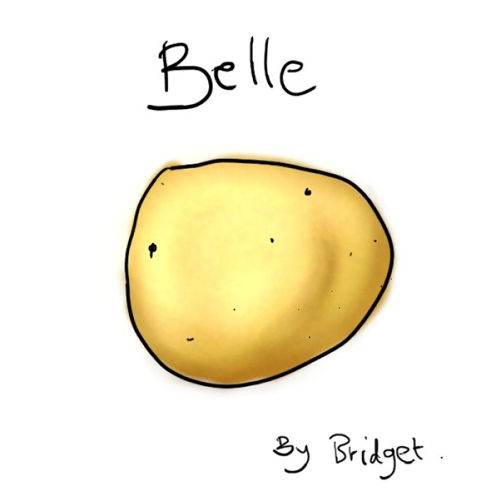 If Disney Princesses Were Potatoes