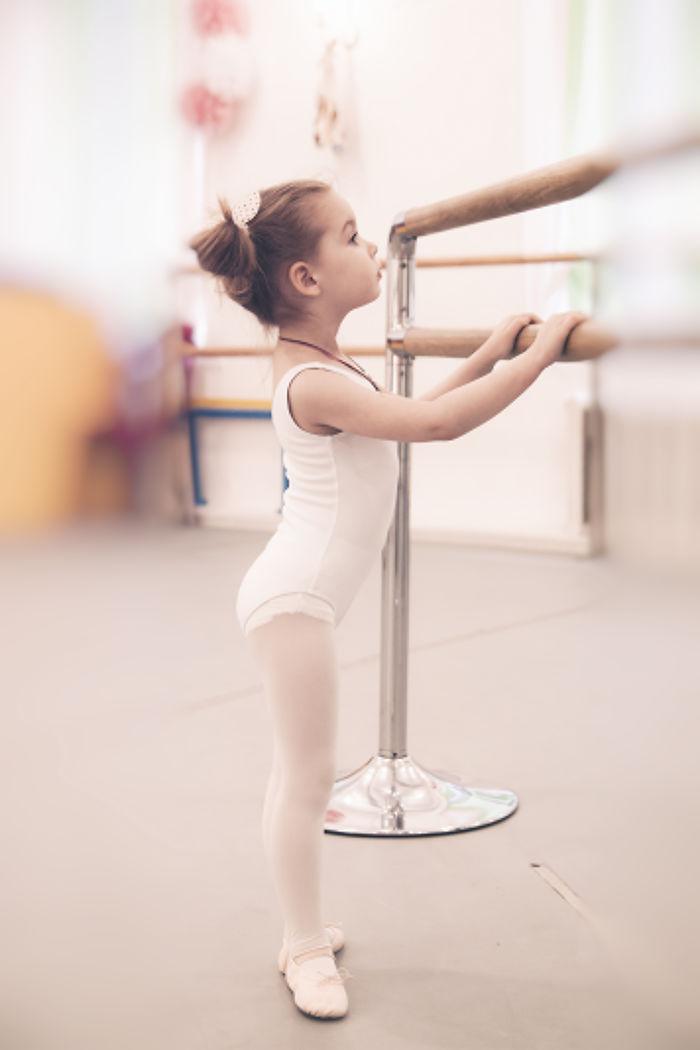 Little Russian Ballerina Arina