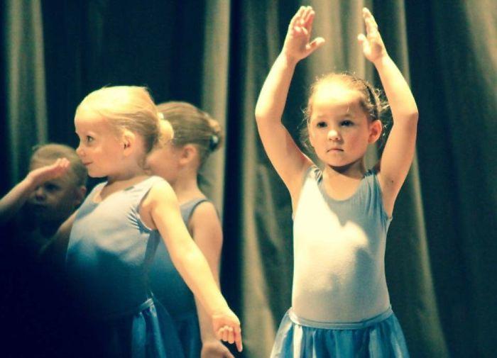 First Ballet Show