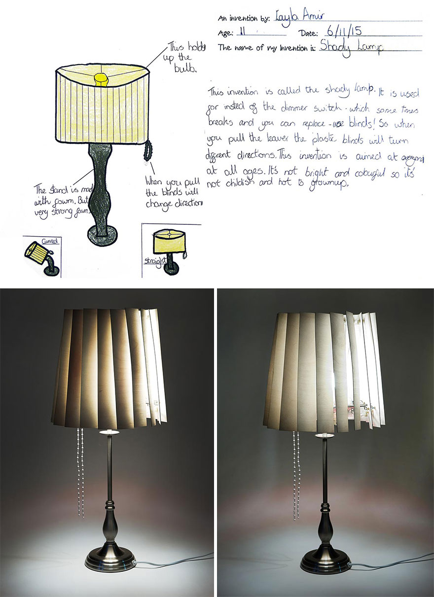 crazy kids' inventions turned into real products (16 pics) | bored panda