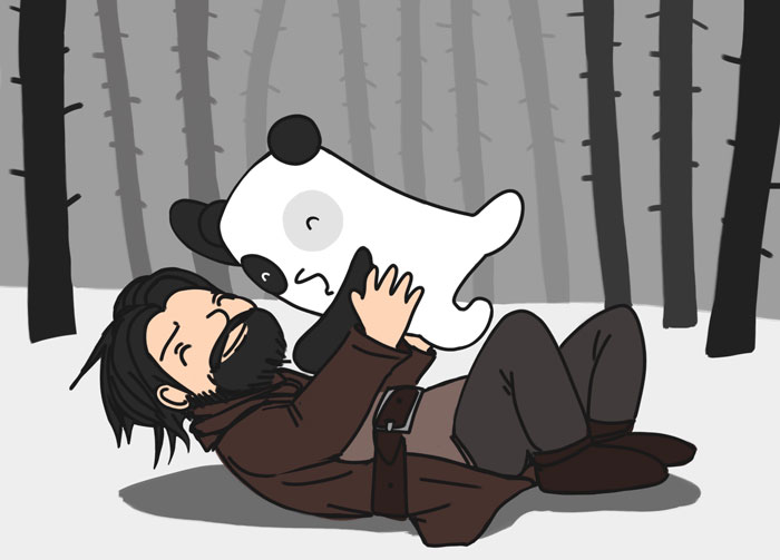 Leonardo DiCaprio Finally Wins An Oscar, Congrats From Bored Panda!