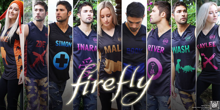 Living Dead Clothing To Release Firefly Collection 2.0