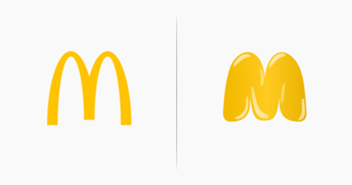 10 famous logos affected by their products bored panda