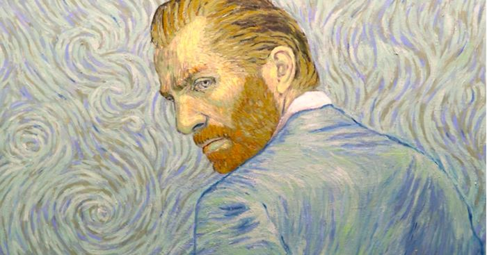 Van gogh documentary to be first completely painted for Mural van gogh
