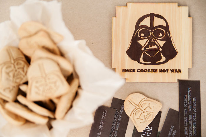 Make Cookies Not War. The Story Of My Cookie Cutters.
