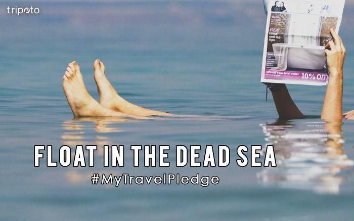 Dead Sea!
