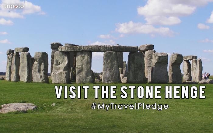 Stone Henge!