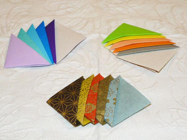 Origami Bookmark Paper Folding 28