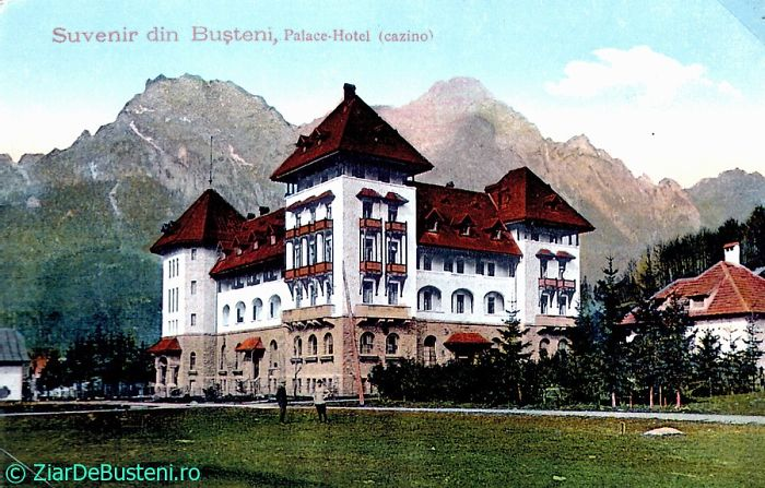 Hotel Casino Palace Of Busteni  – The Untold Story