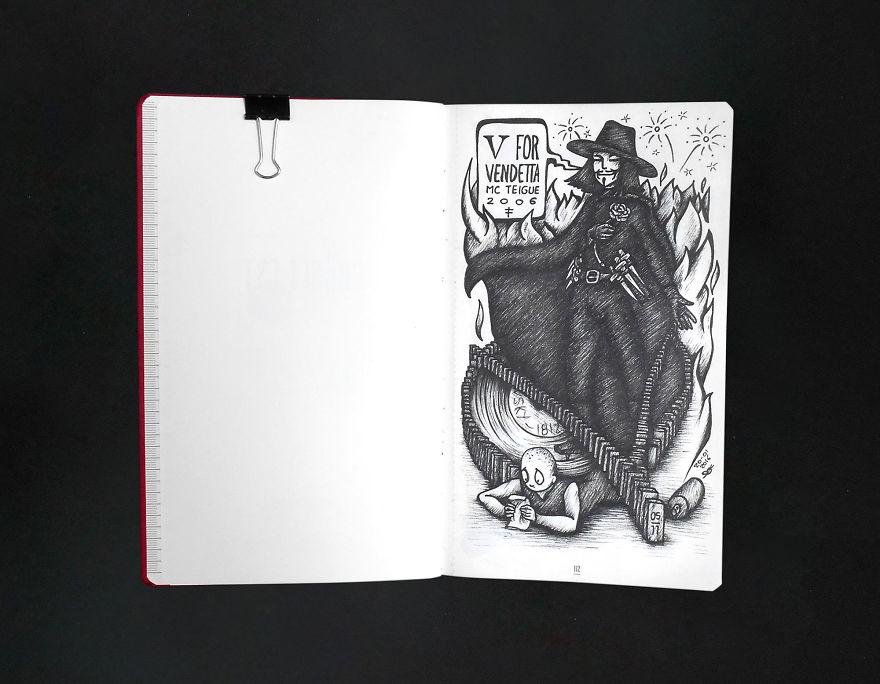 V For Vendetta, James Mcteigue, 2006