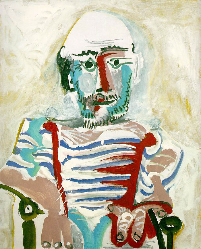 pablo-picasso-self-portraits-chronology-6