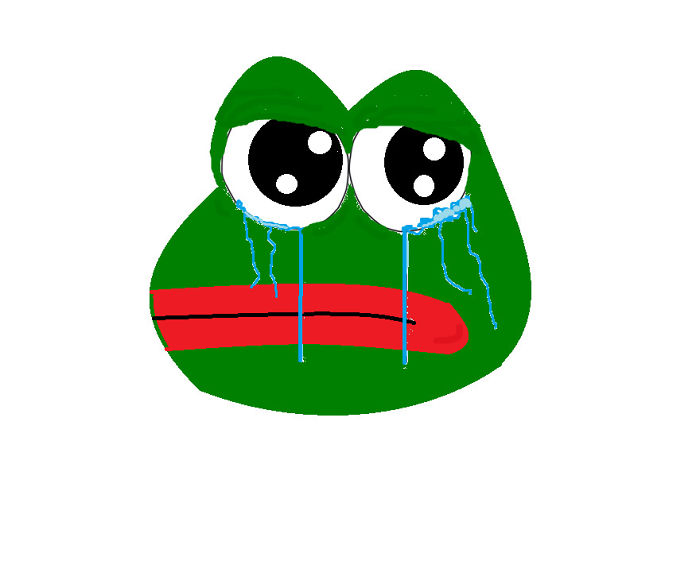 You Don't Need An Artist To See It's Clearly Pepe The Frog