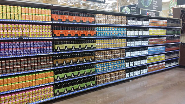 This Beer Display