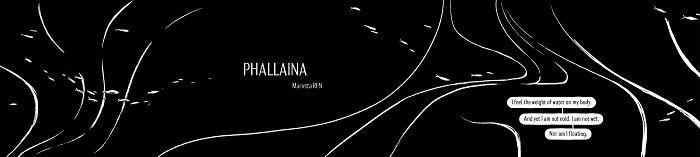 Phallaina: An Immersive 'scrolling Graphic Novel', By Marietta Ren