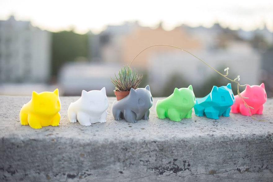 pokemon-bulbasaur-3d-printed-planter-printaworld-4