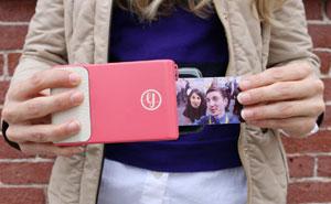 This Phone Case Prints Instant Photos Like A Polaroid