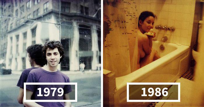 Este hombre hizo una foto Polaroid cada día durante 18 años hasta su muerte, y te romperá el corazón
