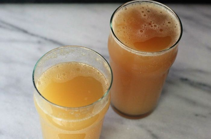 Pregnant & Can't Drink? This Fine & Dandy (faux) Shandy Mocktail Is For You!
