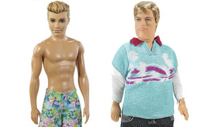Meet  Realistic Barbie's Boyfriend - Dad Bod Ken