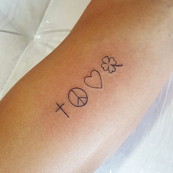 Minimalist Tattoo