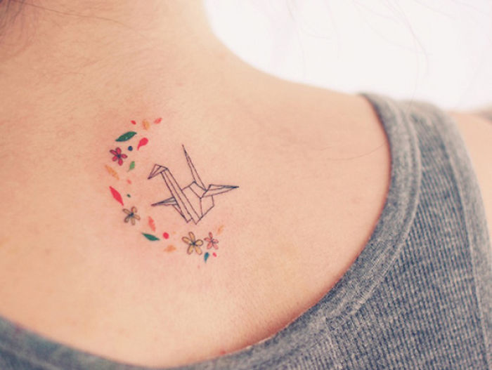 Minimalist Tattoos