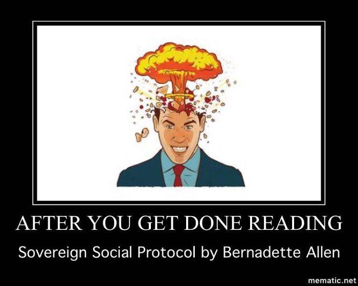 Sovereign Social Protocol