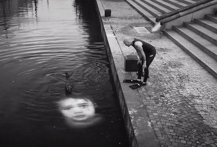 Swedish Prankster Duo Makes Unauthorized Underwater Art And Underground Galleries