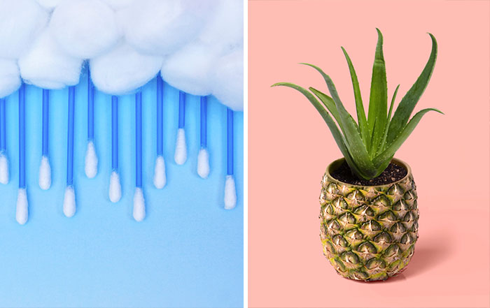 I Create Pop Mashups Of Everyday Objects Giving Them A Surreal Look