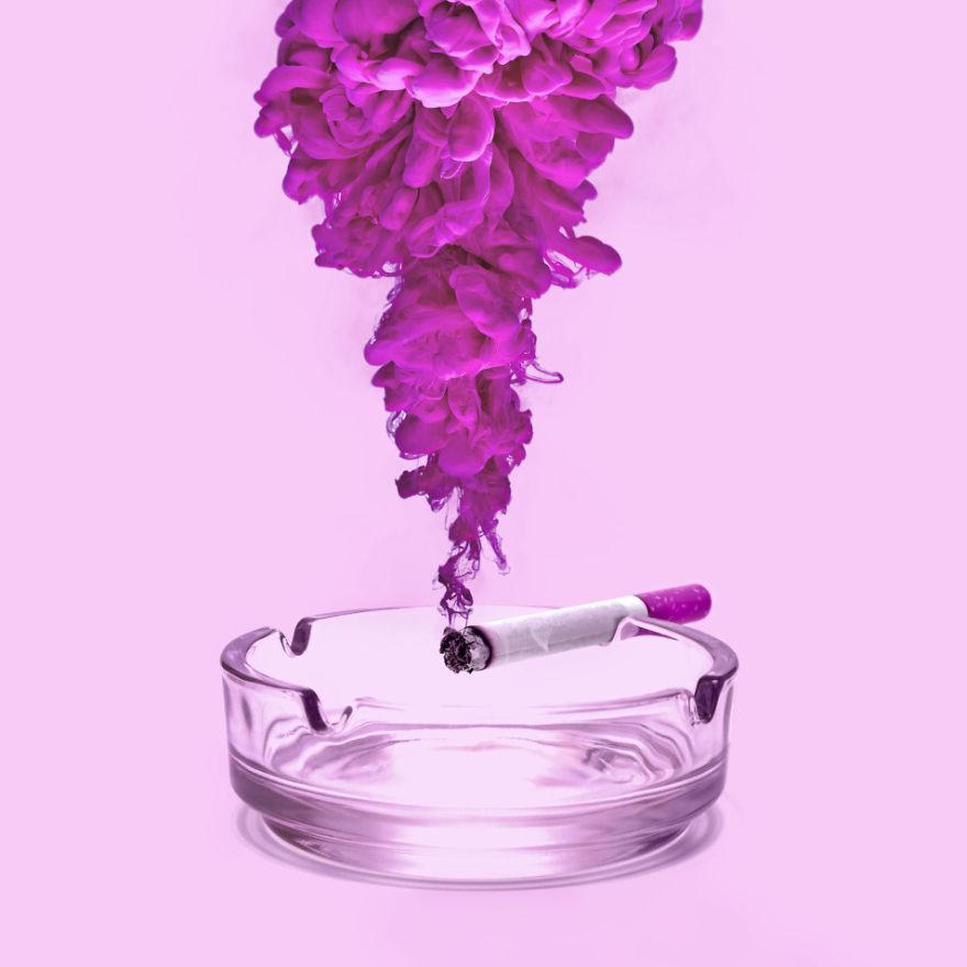 P-ink Smoke
