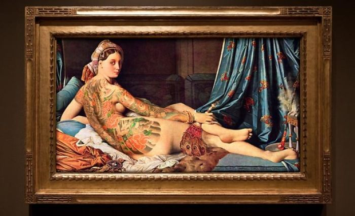 The Art Of Tattoo By Nicolas Amiard