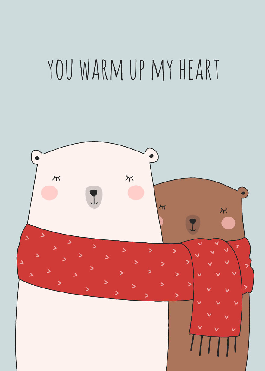 You Warm Up My Heart