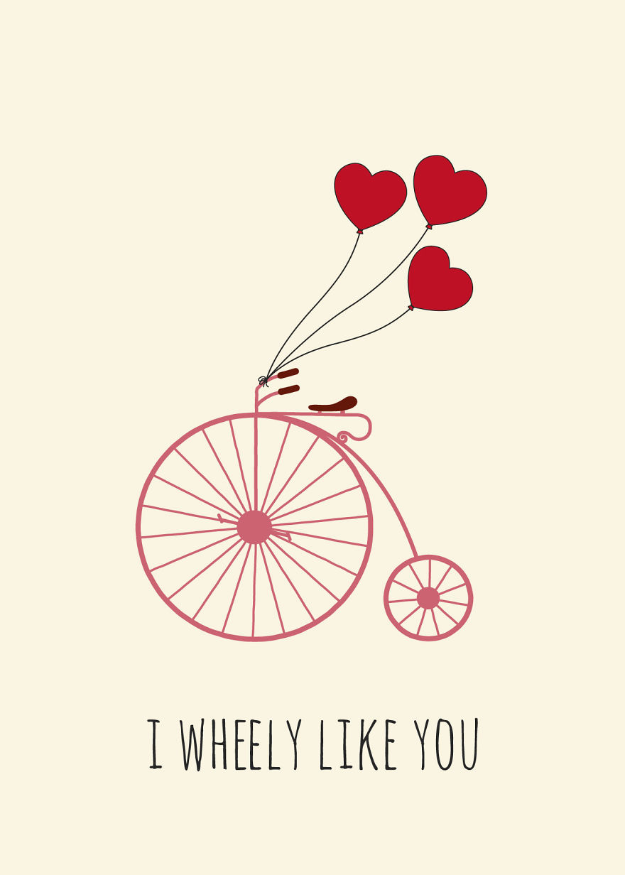 I Wheely Like You