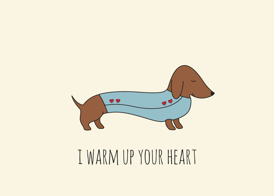 I Warm Up Your Heart
