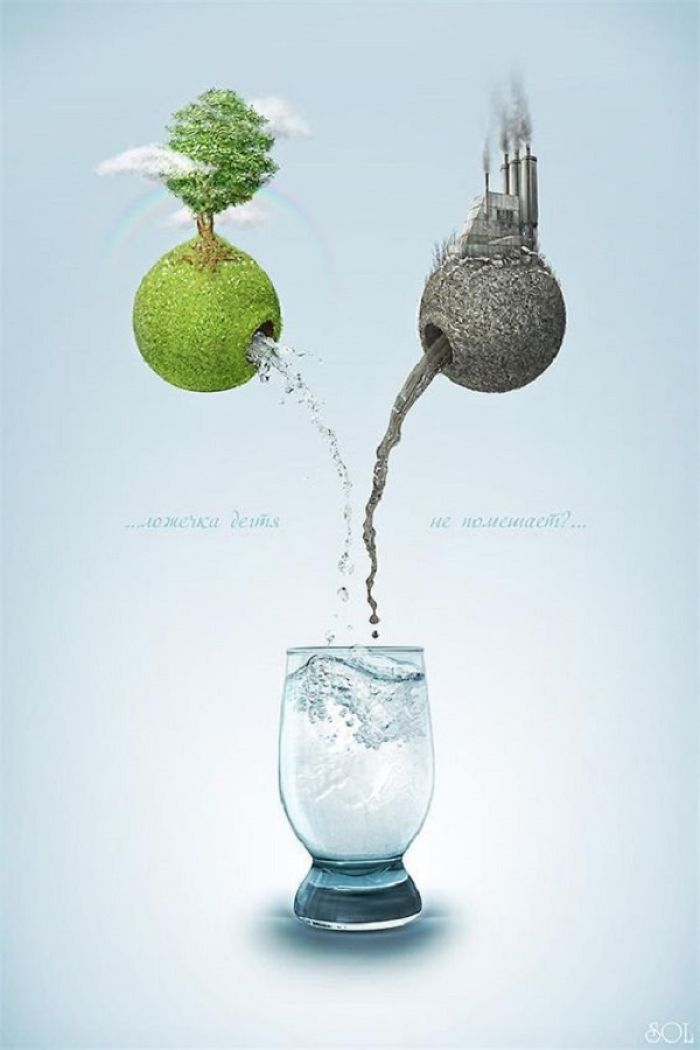 The Meaning Of Saving Earth In Just Images