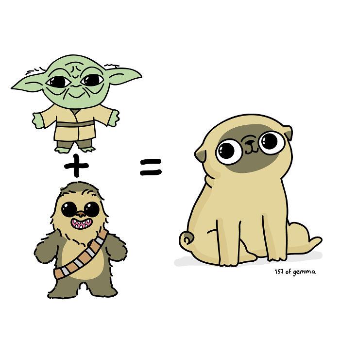 The Origin Of Pugs In One Simple Image