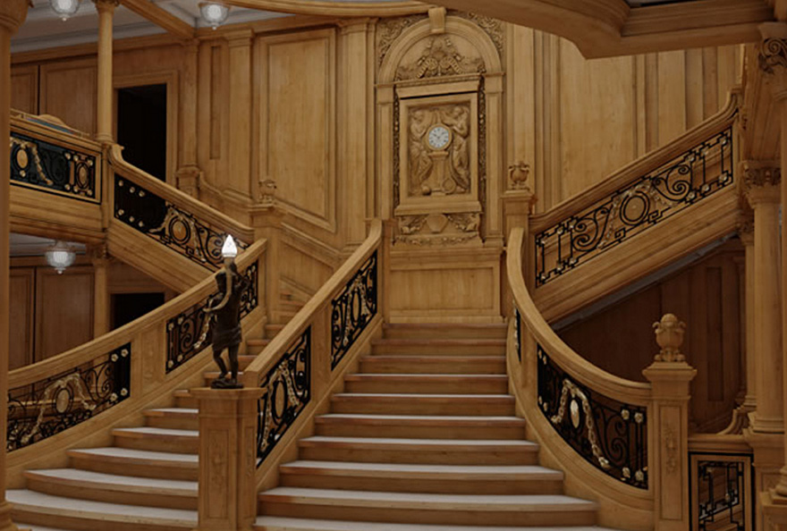Titanic Cafe London