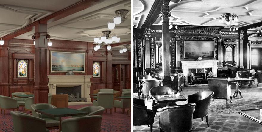 Inside The Titanic II: Identical Replica Of Titanic To Set ...