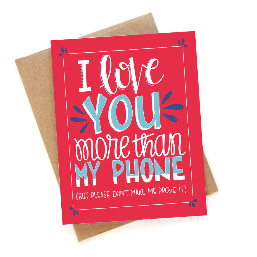 9 please dont make me prove my love - Photo Valentine Cards